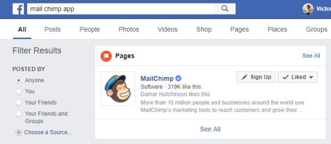 -4 mail chimp app - Facebook Search (1)