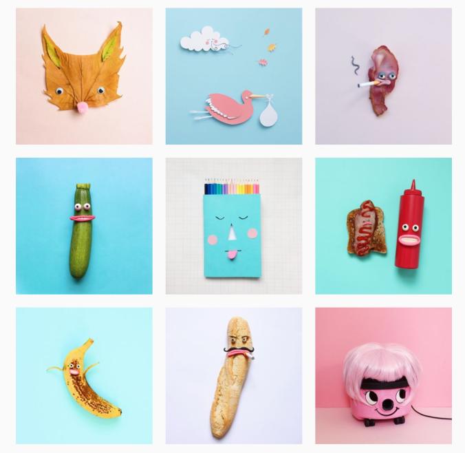 Food Instagram Grow Followers