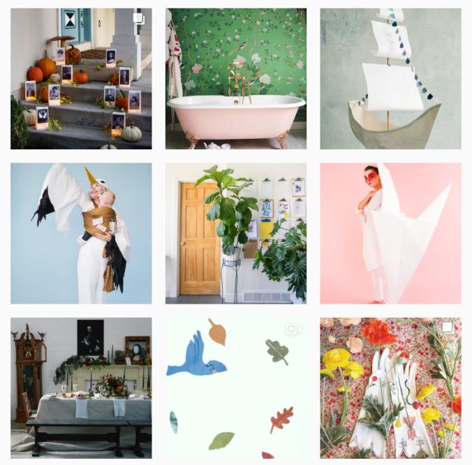 Instagram Layout Art House that Lars Build