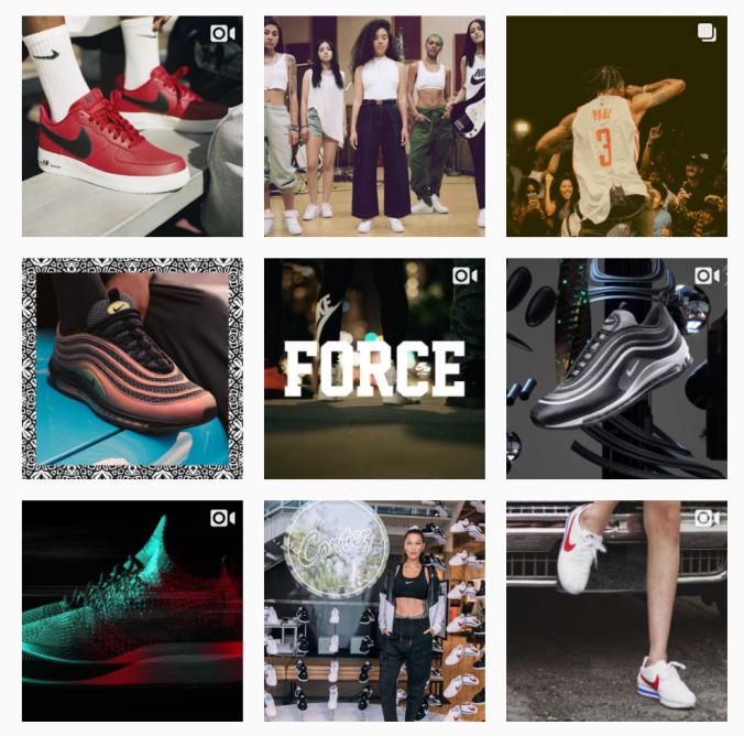 Instagram Followers Nike Vital Vines
