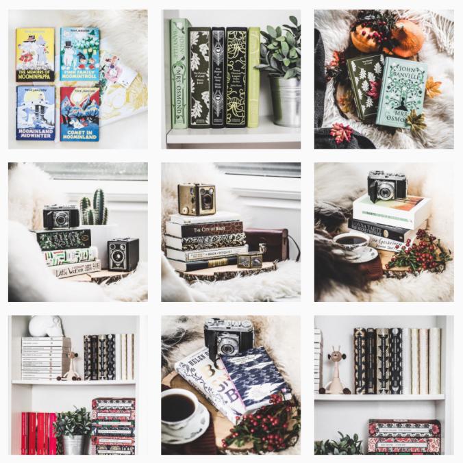 Instagram Layout Silkreads Book Reader