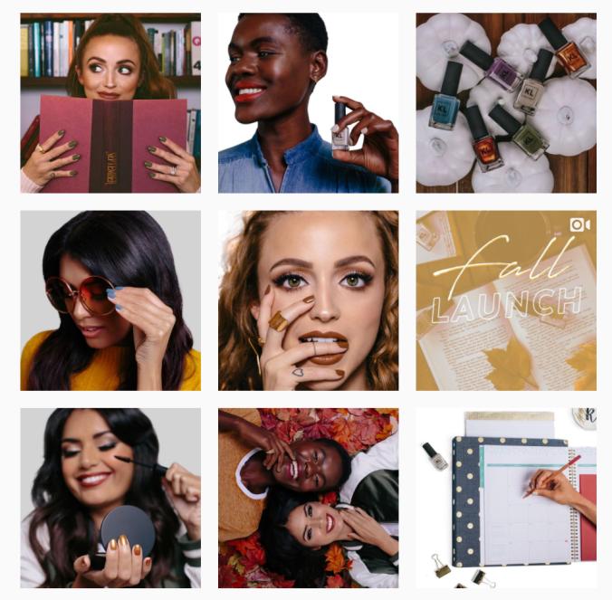 Kpolish Instagram Layout Grow Followers