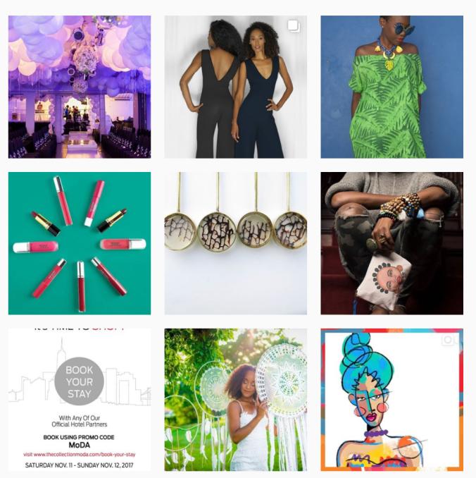 MoDa Instagram Fashion Vital Vines Blog