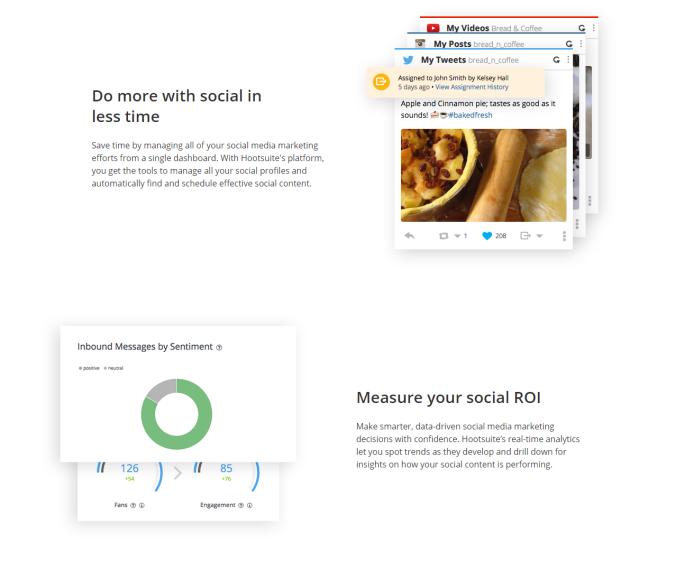 Hootsuite Social Media App