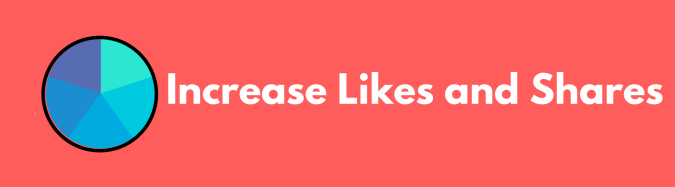 Increase Likes and SHares social media Vital Vines
