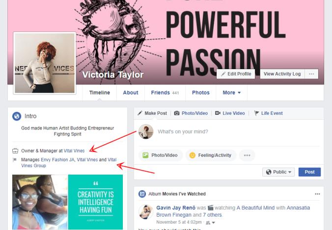 Victoria Taylor Facebook Social Media policy employee